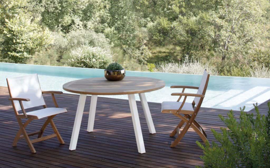 Мебели за външни условия Discus