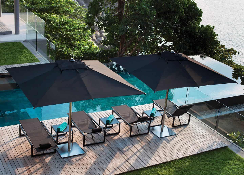 Мебели за външни условия Ninix