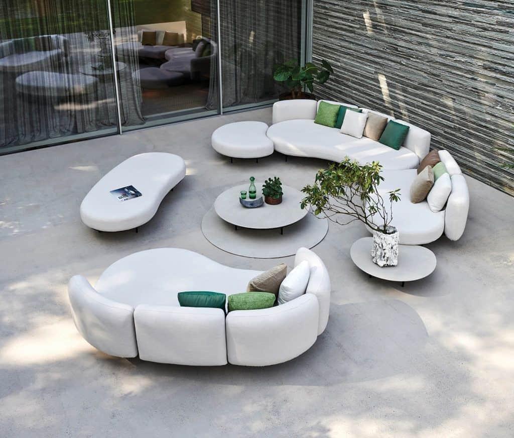 Мебели за външни условия Organix Lounge