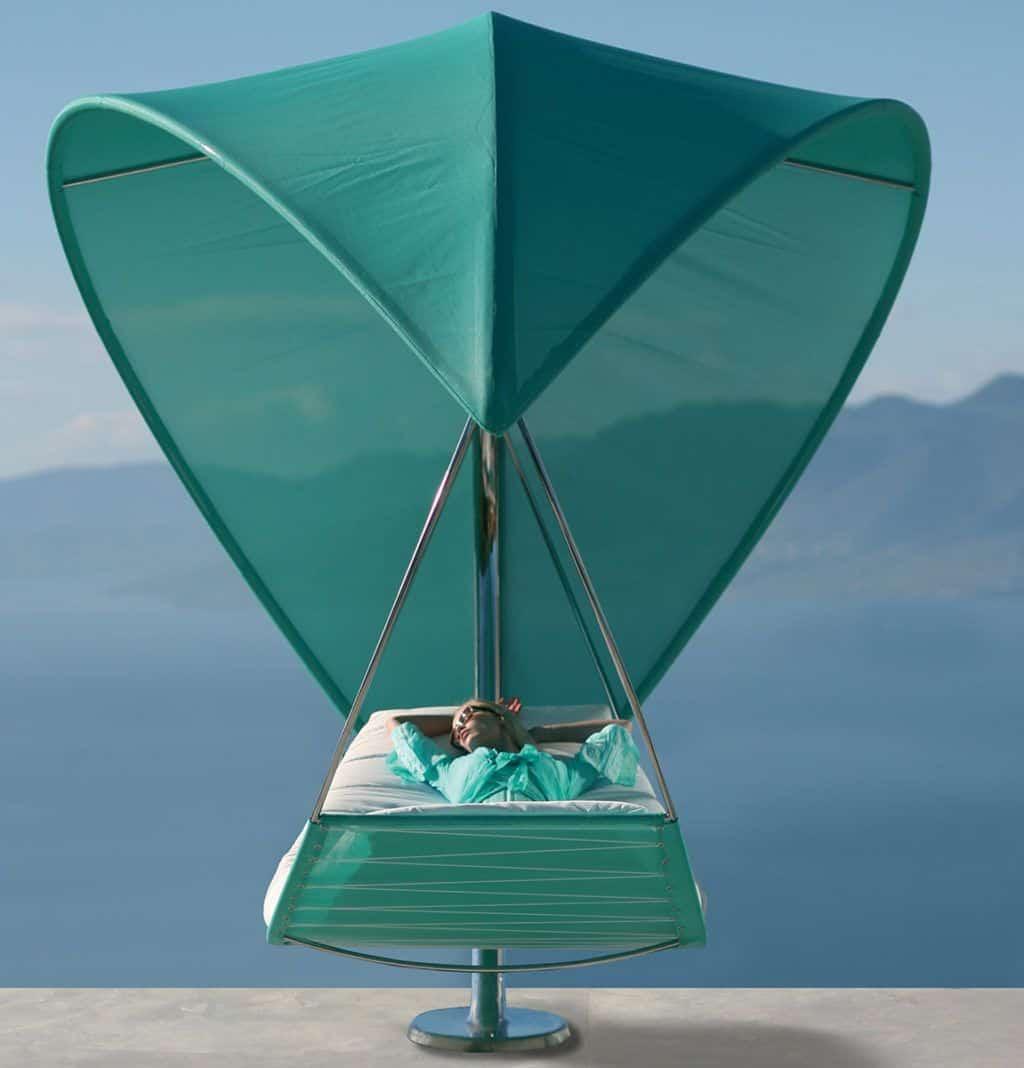 Мебели за външни условия Wave